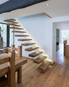 Staircase by Heritage Doors & Floors Ltd