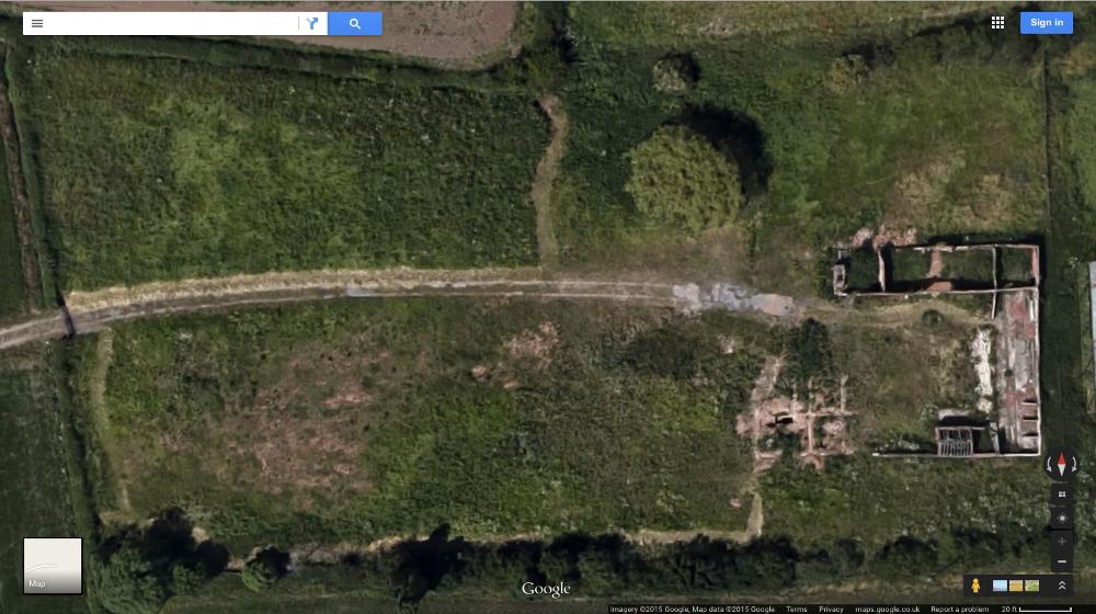 Google Maps circa 2010