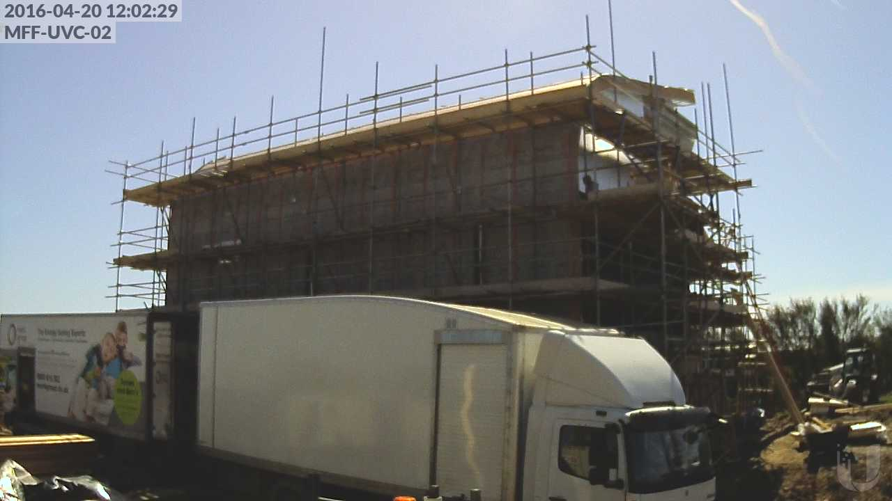 Cavity Wall Insulation lorries