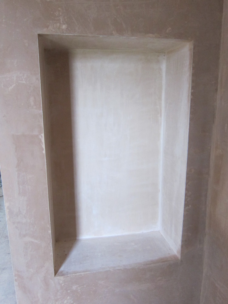 Alcove in the Second Floor Bathroom