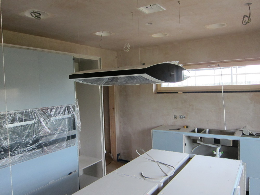 Kitchen Cooker Hood Ideas