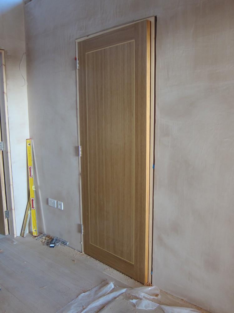 Internal Door (to Plant Room)
