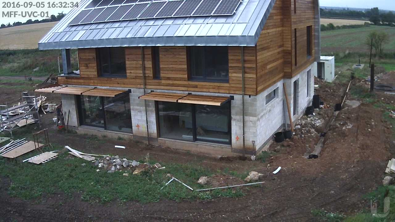 Zinc Roofing | Marsh Flatts Farm Self Build Diary | Page 3
